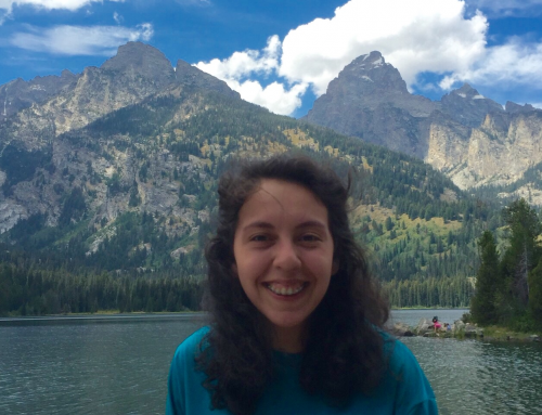Intern Spotlight – Sarah Vargas, Masters' of Social Work