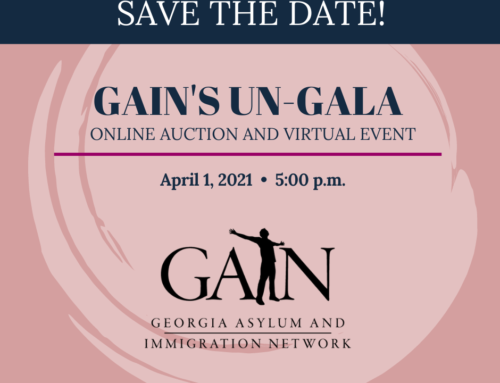 Save the Date for GAIN's 2021 Un-Gala
